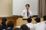 平成30年度体験入学<二日市中学校・天拝中学校>【86】