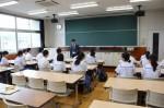 平成30年度体験入学<御陵中学校>【2】