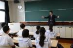 平成30年度体験入学<御陵中学校>【5】
