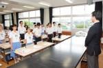 平成30年度体験入学<御陵中学校>【8】