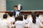 平成30年度体験入学<御陵中学校>【9】