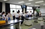 平成30年度体験入学<御陵中学校>【16】