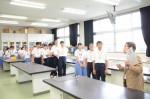 平成30年度体験入学<御陵中学校>【17】