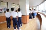 平成30年度体験入学<御陵中学校>【20】
