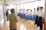 平成30年度体験入学<御陵中学校>【21】