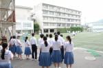 平成30年度体験入学<御陵中学校>【23】