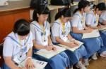平成30年度体験入学<御陵中学校>【30】
