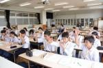 平成30年度体験入学<御陵中学校>【51】