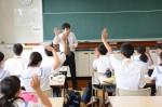平成30年度体験入学<御陵中学校>【52】
