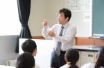 平成30年度体験入学<御陵中学校>【53】