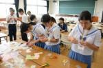 平成30年度体験入学<御陵中学校>【61】