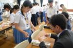 平成30年度体験入学<御陵中学校>【63】