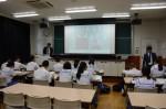 平成30年度体験入学<御陵中学校>【64】