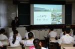 平成30年度体験入学<御陵中学校>【66】