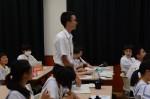 平成30年度体験入学<御陵中学校>【76】