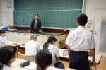 平成30年度体験入学<御陵中学校>【78】