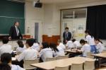 平成30年度体験入学<御陵中学校>【80】