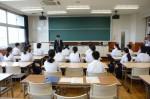平成30年度体験入学<春日中学校中学2年生>【2】