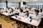 平成30年度体験入学<春日中学校中学2年生>【7】