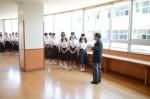 平成30年度体験入学<春日中学校中学2年生>【21】