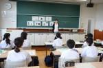 平成30年度体験入学<春日中学校中学2年生>【31】
