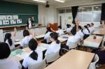 平成30年度体験入学<春日中学校中学2年生>【32】