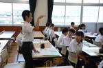 平成30年度体験入学<春日中学校中学2年生>【36】