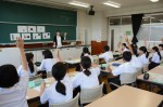 平成30年度体験入学<春日中学校中学2年生>【38】