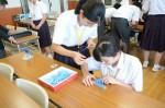 平成30年度体験入学<春日中学校中学2年生>【49】