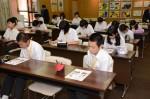 平成30年度体験入学<春日中学校中学2年生>【61】
