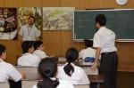 平成30年度体験入学<春日中学校中学2年生>【64】