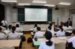 平成30年度体験入学<春日中学校中学2年生>【73】