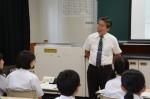 平成30年度体験入学<春日中学校中学2年生>【74】