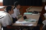 平成30年度体験入学<春日中学校中学2年生>【80】