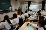 平成30年度体験入学<春日中学校中学2年生>【82】