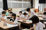 平成30年度体験入学<春日中学校中学2年生>【83】