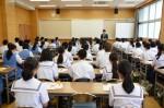 平成30年度体験入学<春日南中学校・春日野中学校>【2】