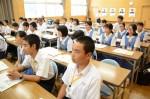 平成30年度体験入学<春日南中学校・春日野中学校>【9】