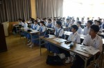 平成30年度体験入学<春日南中学校・春日野中学校>【11】