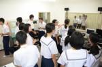 平成30年度体験入学<春日南中学校・春日野中学校>【19】