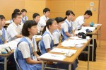 平成30年度体験入学<春日南中学校・春日野中学校>【28】