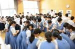 平成30年度体験入学<春日南中学校・春日野中学校>【33】