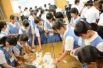 平成30年度体験入学<春日南中学校・春日野中学校>【34】