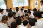 平成30年度体験入学<春日南中学校・春日野中学校>【35】
