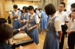 平成30年度体験入学<春日南中学校・春日野中学校>【45】
