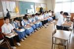 平成30年度体験入学<春日南中学校・春日野中学校>【48】