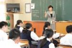 平成30年度体験入学<春日南中学校・春日野中学校>【51】
