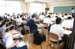 平成30年度体験入学<春日南中学校・春日野中学校>【53】
