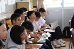 平成30年度体験入学<春日南中学校・春日野中学校>【55】
