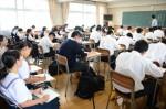 平成30年度体験入学<春日南中学校・春日野中学校>【57】
